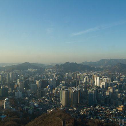N Seoul Tower Part 2